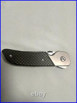 #2 of 7 Kelly/Terzuola Collaboration Knife
