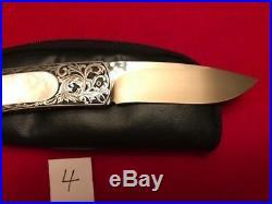 Andre Van Heerden Custom Lock Back Folder Knife Knives