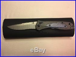 Benchmade Gold Class 710-141 Carbon Fiber Knife