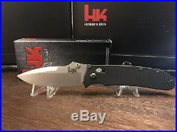 Benchmade Heckler and Koch Knife HK Snody Axis 14205