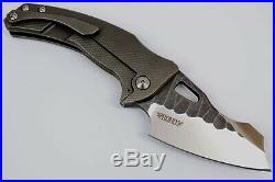Borka Bond Knives SHYLOCK Knife