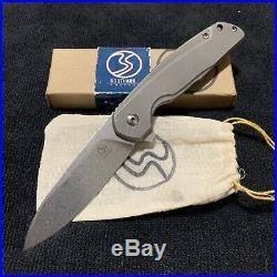 Brad Southard Avo Titanium Flipper Cts-b75p