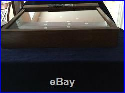 Buck Knife Display Case Original in Excellent Condition (1960/1970)