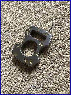 Burnley 0.375 Thick Titanium/Stainless Contra Cypop