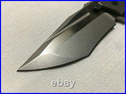 CKF Custom Knife Factory Satori 2.0 Integral M390