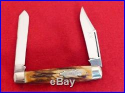 Case Brothers 1990 Classic STAG 52075 Long Pull mint in box knife
