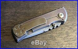 Chaves Custom Knives Redencion 228 v2