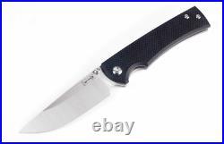 Chaves Knives Liberation 229 Titanium/Black G10