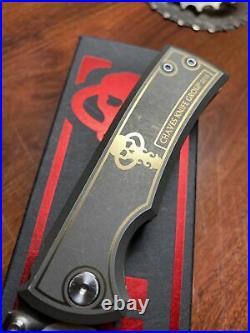 Chaves Knives Ultramar Redencion Street Group Buy 2018 Custom Knife