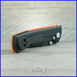 Chaves Knives Ultramar Redencion Tanto PVD Code Orange G10 Ramon Chavez