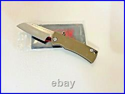 Chaves Knives redencion friction folder