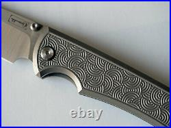 Chaves Liberation 229 Seigaiha Wave Pattern Urban EDC Exclusive