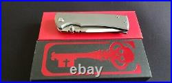 Chaves Ultramar Redencion 229 Drop Point Knife with 3.63 inch Bohler M390 Blade