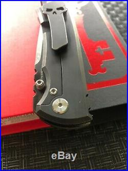 Chaves Ultramar Redencion Street Frame Lock Knife, G10/Ti, Drop Point