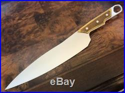 Chris Reeve Knives 9 Sikayo S35VN Kitchen Knife RIGHT HANDED