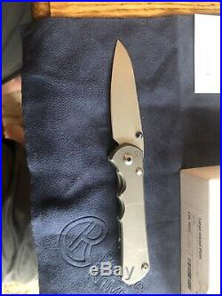 Chris Reeve Knives Large Inkosi Insingo