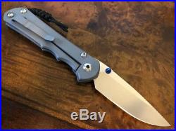 Chris Reeve Knives Large Inkosi Plain Drop Point S35VN Authorized Dealer