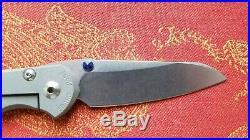 Chris Reeve Knives Large Inkosi Plain Insingo CPM-S35VN 3.50 blade