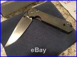 Chris Reeve Knives Large Sebenza 21