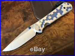 Chris Reeve Knives Large Sebenza 21 S35VN CGG Circuits Authorized Dealer