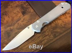 Chris Reeve Knives Large Sebenza 21 S35VN CGG Doppler Authorized Dealer