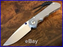 Chris Reeve Knives Small Inkosi Drop Point S35VN Authorized Dealer