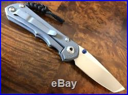 Chris Reeve Knives Small Inkosi Tanto S35VN Authorized Dealer