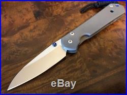 Chris Reeve Knives Small Sebenza 21 Insingo S35VN Authorized Dealer