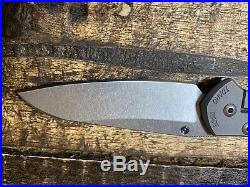 Chris Reeve Knives Small Sebenza 21 Insingo S35VN Carbon Fiber Exclusive