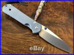 Chris Reeve Knives Small Sebenza 21 Insingo S35VN LEFT HANDED