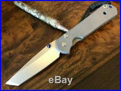 Chris Reeve Knives Small Sebenza 21 Tanto S35VN Authorized Dealer