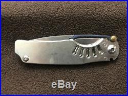 Chris Reeve Knives Ti-Lock S35VN