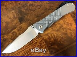 Chris Reeve Knives UMNUMZAAN Drop Point Heavy Duty S35VN Authorized Dealer