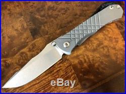 Chris Reeve Knives UMNUMZAAN Drop Point S35VN Heavy Duty Authorized Dealer
