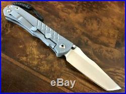 Chris Reeve Knives Umnumzaan Tanto S35VN Authorized Dealer