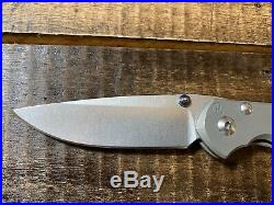 Chris Reeve Large Inkosi Plain Drop Point S35VN
