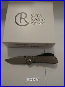 Chris Reeve Sin-1000 Small Inkosi Plain S45vn New In The Box