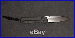 Chris Reeve small Sebenza 21 Insingo Blade Carbon Fiber/Titanium Handle