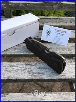 Crusader Forge Knife VIS-T 3D Blade