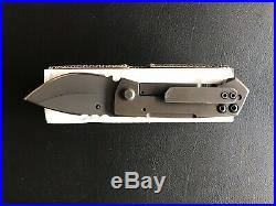 Crusader Forge Tactical 03 TAD (Triple Aught Design) Knife