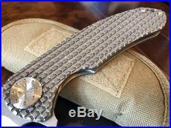 Curtiss Knives F3 Large CG/FR Compound Grind Frag Pattern Authorized Dealer