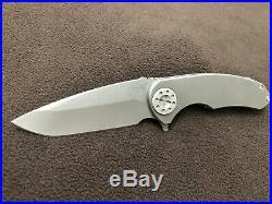 Curtiss Knives F3 Medium M390