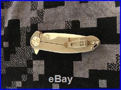 Curtiss Knives Large F3 Flipper