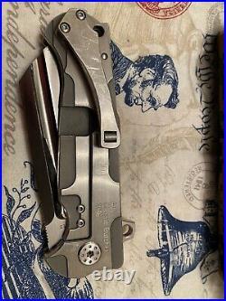 Custom Andre De Villiers AdV Classic Butcher 2016