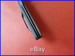Custom Bob Terzuola New Pre Owned ATCF Titanium Linerlock Folder Knife