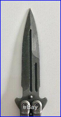 Custom Darrel Ralph Knife NR