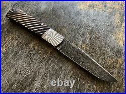 Custom, KEN STEIGERWALT, Knife, Knives