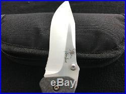 Custom Kirby Lambert Folder Folding Knife
