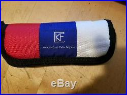 Custom Knife Factory, CFK, Milk Knife, #119, A Vorobgov, Russia