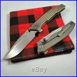 Custom Knife Factory CKF Snafu 2.0 - Authorized Dealer
